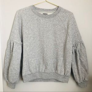 Adorable AEO Puff Sleeve Pullover